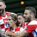 Hrvatska – Škotska 3:1, Vatreni u osmini finala Eura!