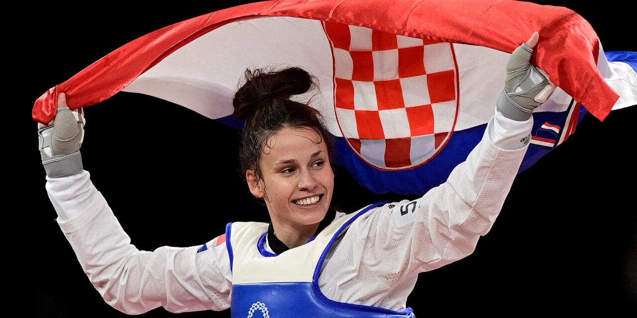 Matea Jelić olimpijska pobjednica!