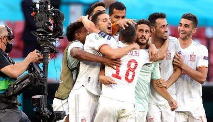 Španjolska nakon penala u polufinalu Eura