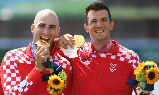 Neponovljiva braća Sinković osvojila olimpijsko zlato!