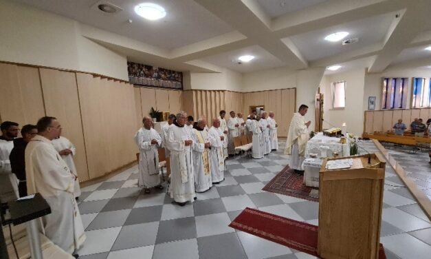 POSUŠJE: SUSRET duhovnih zvanja uz nove članove