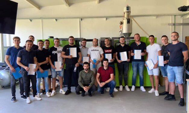 Iz Tehnološkog parka u Posušju izlaze pvi kvalificirani CNC operateri