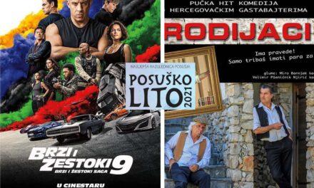 Posuško lito: Atraktivni filmski i kazališni događaji ove godine i širom općine Posušje!