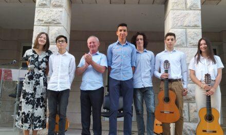 "POSUŠKO LITO: Koncert ""Gitaro moja"""