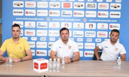 Održana press konferencija pred susret sa Sarajevom: Landeka poručio – Idemo po pobjedu!!!