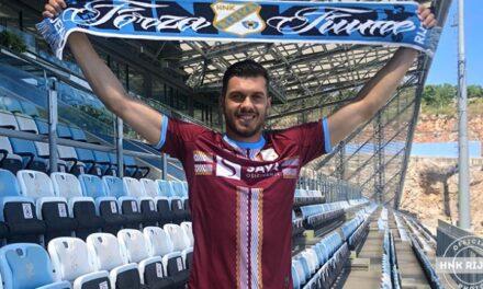 Martin Zlomislić novi golman HNK Rijeka!!!
