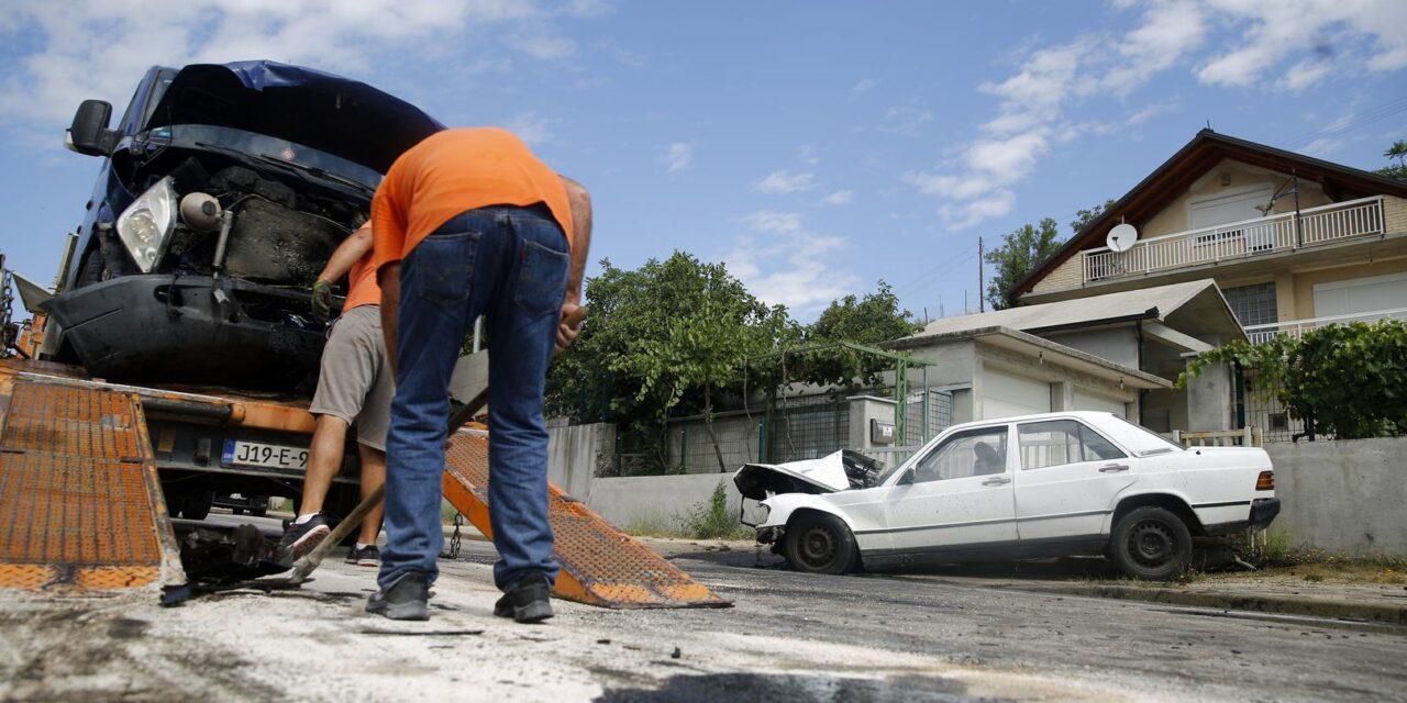 Teška nesreća kod Širokog Brijega, jedna osoba poginula, pet ozlijeđenih
