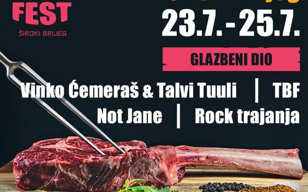 Počinje drugo izdanje Street Food Festa – donosimo detaljan trodnevni program
