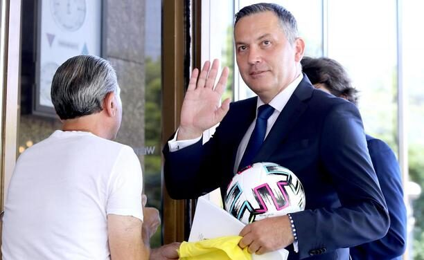 Šuker smijenjen, Marijan Kustić novi predsjednik HNS-a