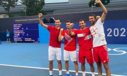 Nakon više od 100 godina u finalu teniski parovi iz iste zemlje!