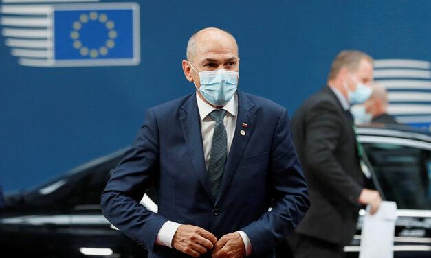 Janša i Slovenija preuzeli predsjedanje EU, odmah se dogodio veliki incident