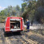 Jedna osoba poginula u požaru kod Gruda