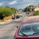 Dvije osobe ozlijeđene u težoj prometnoj nesreći u Grudama