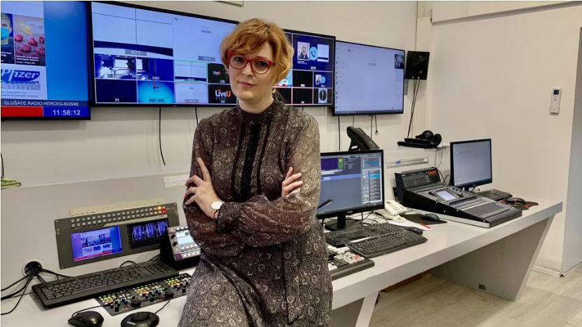 RTV Herceg Bosne odgovor je na nemogućnost ostvarenja prava Hrvata na javni kanal
