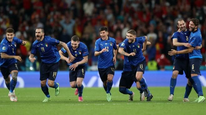 Italija je europski prvak!!!
