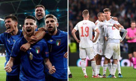 Italija u finalu, srušili Španjolce nakon kaznenih udaraca
