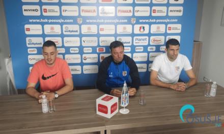 Trener Ćorić najavio Zrinjski: Učinit ćemo sve da uzmemo bod ili bodove