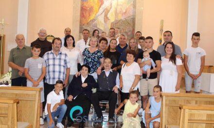 Iva i Josip Drinovac proslavili 70 godina zajedničkog života