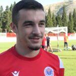 Bašić se vraća tamo gdje je sve počelo: Uzbuđen sam i jedva čekam utakmicu
