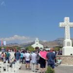 Biskup Palić na Bilima: Kršćanska molitva za pokojne nije prkos već izričaj plemenitosti