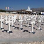 Misa na Groblju Mira na Bilima: Sjećanja na žrtve totalitarnog režima