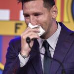 Messi se u suzama oprostio od Barcelone: Nisam spreman za ovo