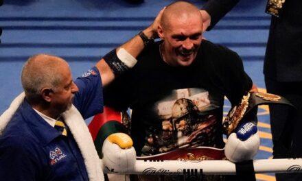 Ukrajinac Usik novi je teškaški prvak svijeta