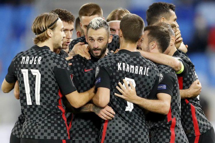 Brozović sjajnim golom donio Hrvatskoj važnu pobjedu u Bratislavi