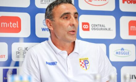Novi trener Balajić uoči utakmice s Radnikom: Trebamo pomoć s tribina!