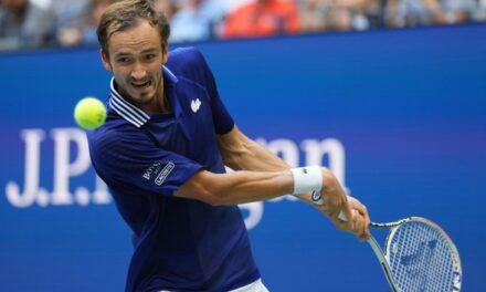Medvedev uvjerljivo do prvog Grand Slam naslova