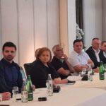 ŠIROKI BRIJEG: Sastanak koordinacije dužnosnika HDZ-a BiH lokalne i županijske razine