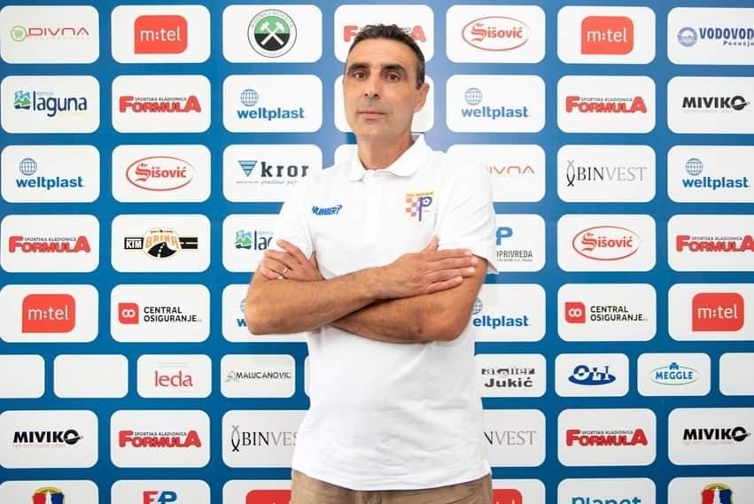 Stipe Balajić novi je trener HŠK Posušje