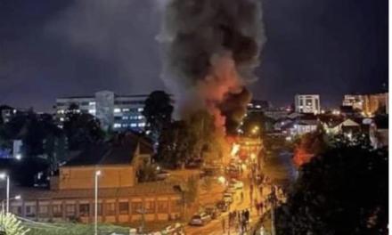 Katastrofa u Tetovu: Izgorjela Covid bolnica, deseci poginulih i ozlijeđenih