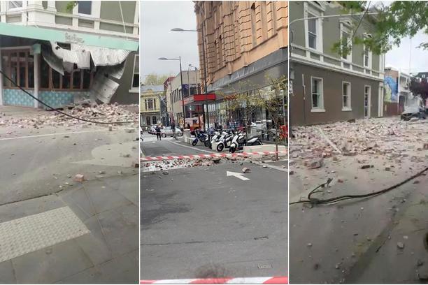 Potres jačine 6,0 pogodio Australiju