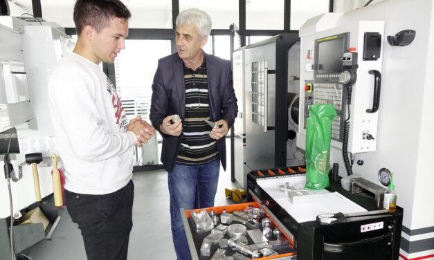 3. Javni poziv za obuku za CNC operatera