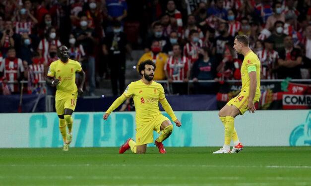 Liverpool svladao Atletico u Madridu, City uvjerljiv u Belgiji