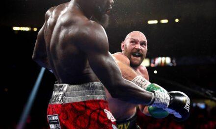 Fury nokautirao Wildera u 11. rundi