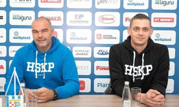 Uoči Željezničara, Bašić: uz dozu sreće i potporu navijača možemo do pobjede, Baćak: Bacit ćemo se svi na glavu!!!