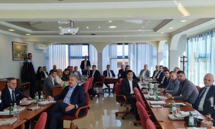 Usora domaćin koordinacije Čovića s načelnicima, gradonačelnicima i predsjednicima županijskih Vlada
