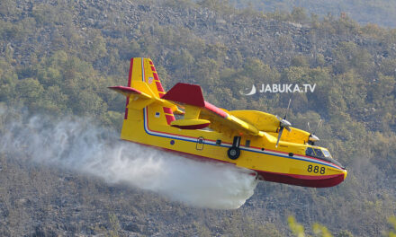 Vlada FBiH kupuje letjelice za gašenje požara