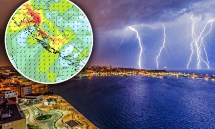 Rekordna kiša u Europi, Najgore tek stiže