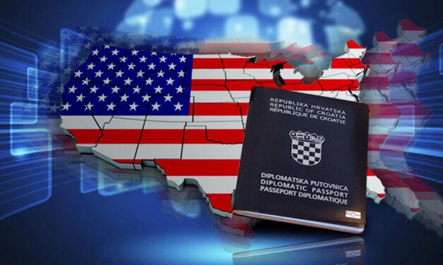 Ukinute vize: Hrvati od subote mogu lako u Ameriku